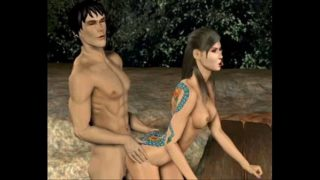 3D Animation: Ninja Scroll 2