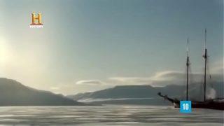 Alienígenas do Passado 8T Aliens na Antártida