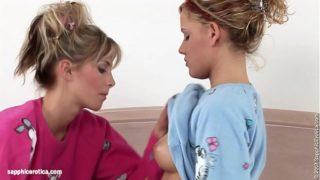 Anal Fun sensual lesbian scene by SapphiX