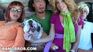 BANGBROS – Halloween with Jada Stevens in a Big Ass Haunted Mansion