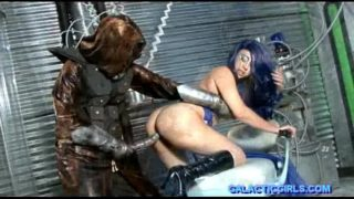 Big Cock Alien breeding with Galactic Girl