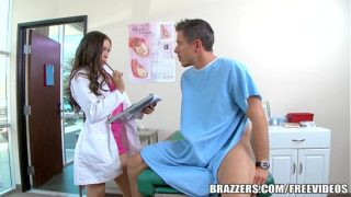 Brazzers – Drity doctor Tiffany star loves big cock