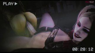 DC porn Harley Quinn x Poison Ivy   more http://pefile.ru/d/KpfNa8uRE5