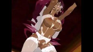 Hentai Teen Maid Ebony – 3DCG