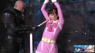 Japanese Heroine Pink Ribbon Torture by evil alien (Watch Full At tentaclehentai.net : http://tiny.cc/tksm8y )