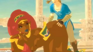 Link and Urbosa The erotic short