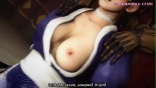 More At WWW.3DBADGIRLS.CLUB – Monsters Fucking A 3D Babe