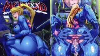 MyDoujinShop – Metroid XXX Samus Gets a Tentacle Gangbang By Ridley & Friends Hentai Comic