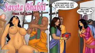 Savita Bhabhi Episode 80 – House Full of Sin