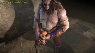 Short 3D Monster Porn Compilation