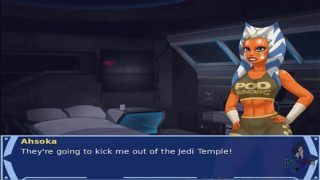 Star Wars Orange Trainer Part 26 cosplay bang hot xxx alien girls