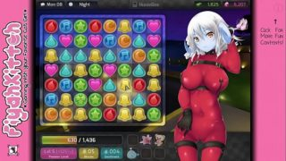Tentacle Date? – *HuniePop* Female Walkthrough #9