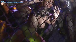 Tina Armstrong Monster Gangbang – rule34video.com