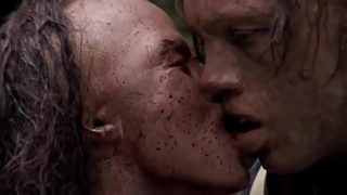 Wrong Turn 2  Dead End – (Elena's Death Scene)