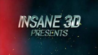 Alien Rampage. SciFi 3D Porn