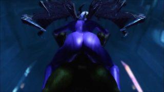 Devious Skyrim – Succubus Breeding