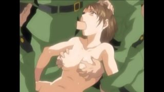 Obedient Captive For Soldiers – Hentai Uncensored