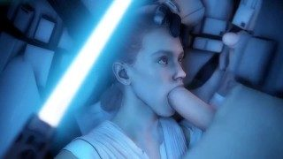 Rey – Star Wars compilation 1