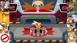 """No_Pants plays """"Project X love ion disater"""" Level 1 Tails + gallery"""